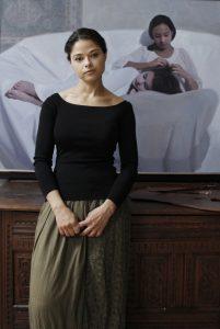 Svetlana Tartakovska docent bij OOK