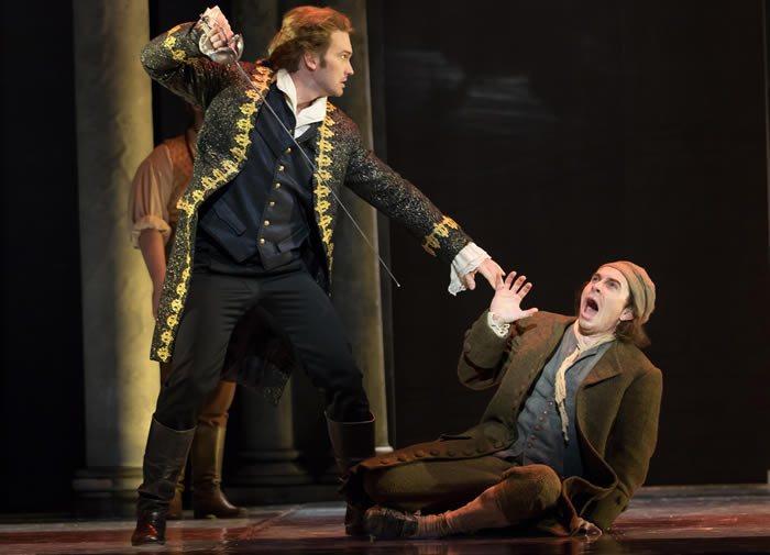 Don Giovanni in de gelijknamige opera van Mozart: drama en humor.