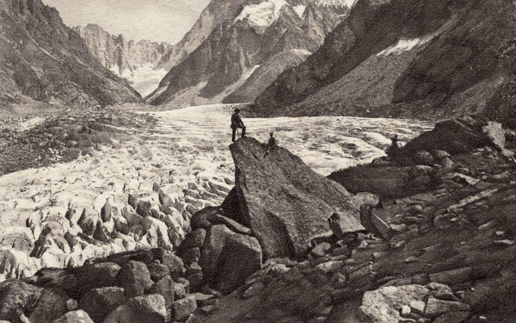 Franz Liszt in de bergen