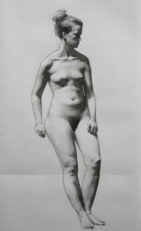 Academisch Modelschilderen bij OOK door Ulrich Suberg