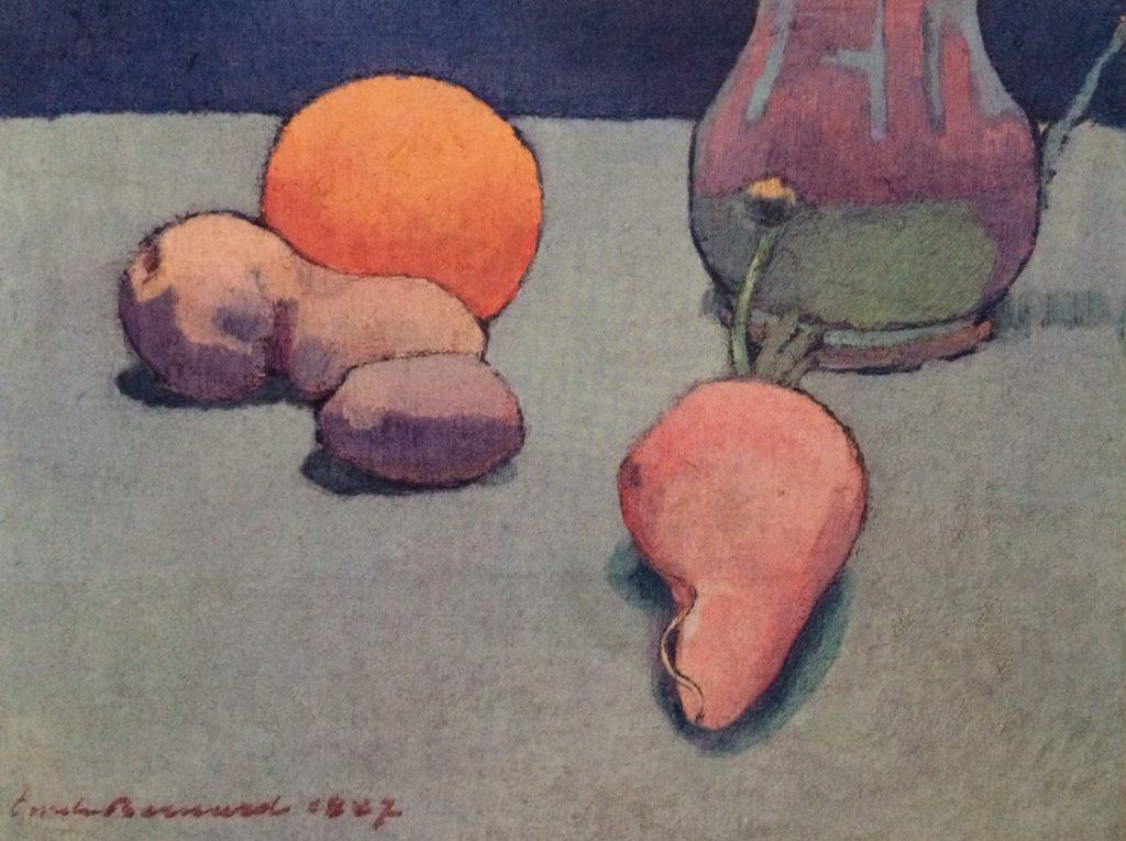 Émile Bernard en de betekenis van kleur in zijn werk, bij OOK