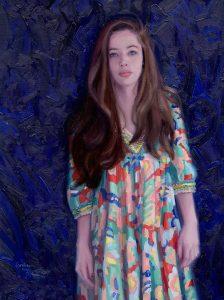 Carolien van Olphen 'True Colors' docent bij OOK