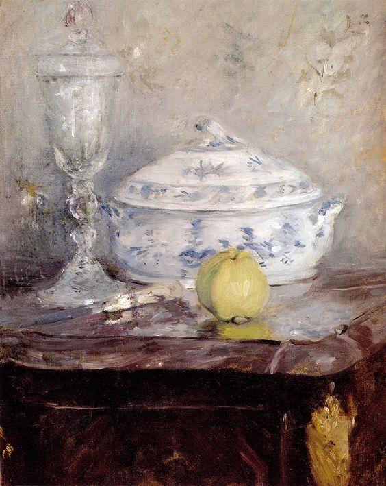 Schilderen als Berthe Morisot bij OOK
