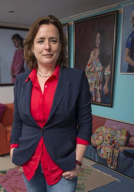 Carolien van Olphen docent bij OOK