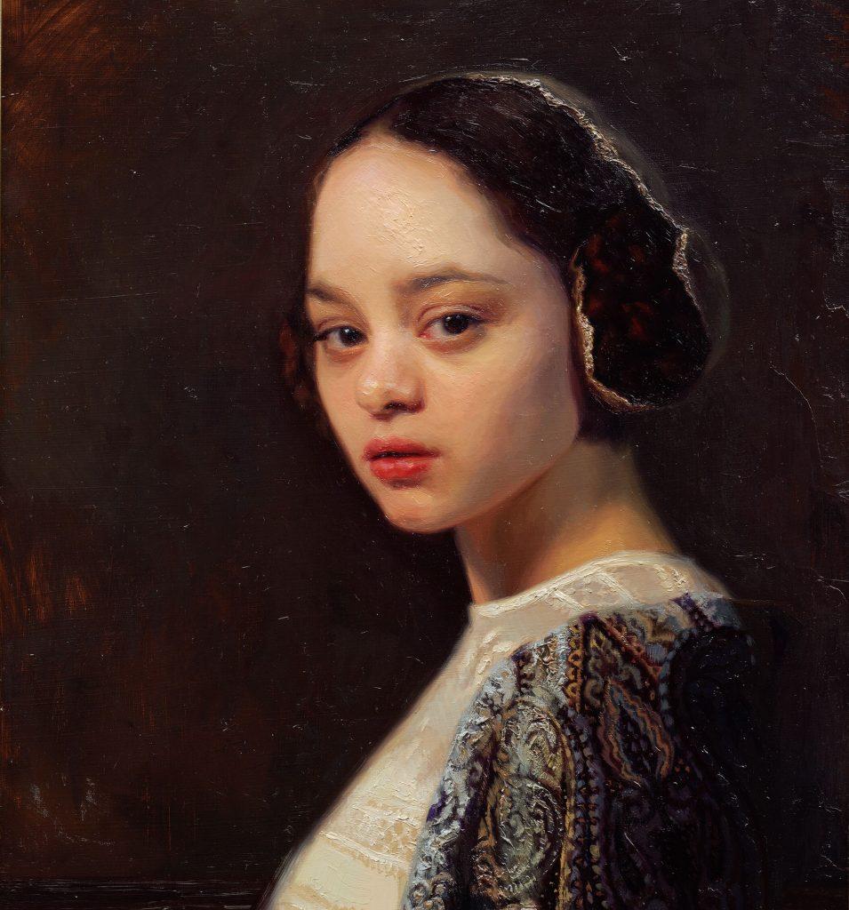 15 lessen Academisch Portret van Svetlana Tartakovska