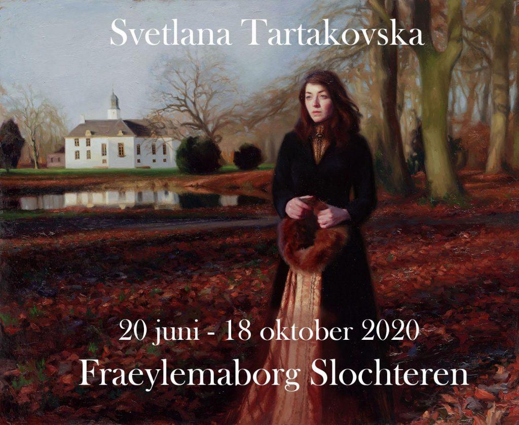 Svetlana exposeert in Slochteren